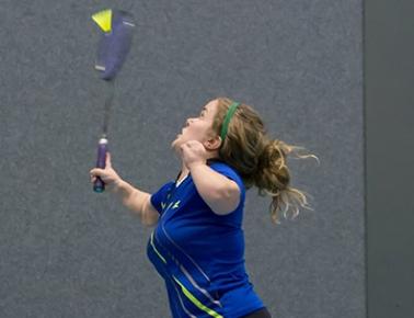 Remmerden sponsort NK aangepast badminton